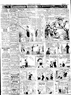 The Courier News from Blytheville, Arkansas on January 9, 1934 · Page 7