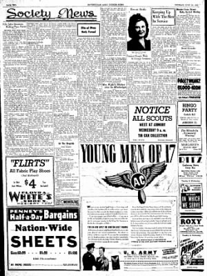 The Courier News from Blytheville, Arkansas on June 22, 1943 · Page 1