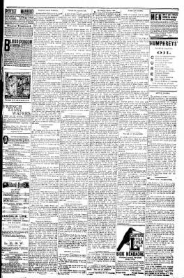 Logansport Pharos-Tribune from Logansport, Indiana on October 16, 1897 · Page 23