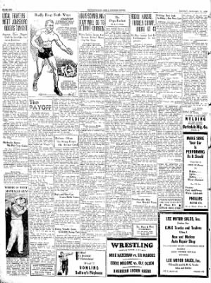 The Courier News from Blytheville, Arkansas on January 17, 1938 · Page 6