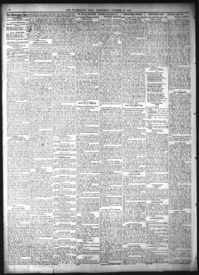 The Washington Post from Washington, District of Columbia on October 25, 1911 · Page 6