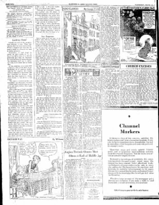 The Courier News from Blytheville, Arkansas on March 25, 1931 · Page 4