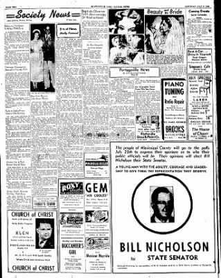 The Courier News from Blytheville, Arkansas on July 8, 1950 · Page 2