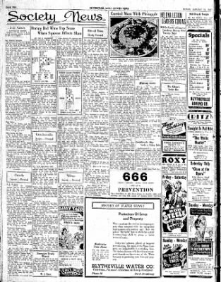 The Courier News from Blytheville, Arkansas on January 15, 1937 · Page 2