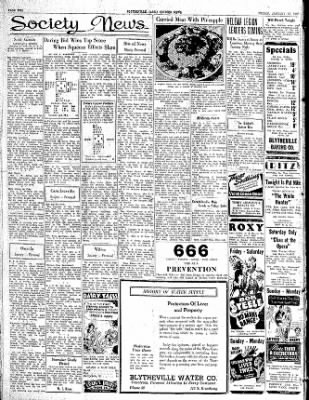 The Courier News from Blytheville, Arkansas on January 15, 1937 · Page 4