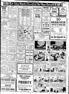 The Courier News from Blytheville, Arkansas on May 6, 1943 · Page 7