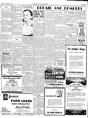 The Courier News from Blytheville, Arkansas on January 18, 1938 · Page 3