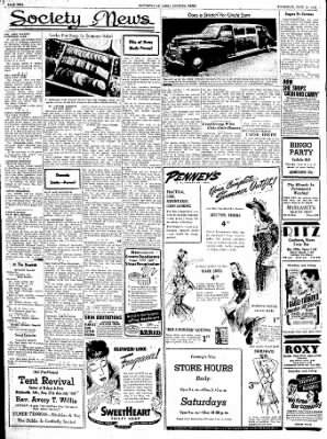 The Courier News from Blytheville, Arkansas on June 24, 1943 · Page 1