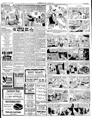 The Courier News from Blytheville, Arkansas on July 8, 1950 · Page 7