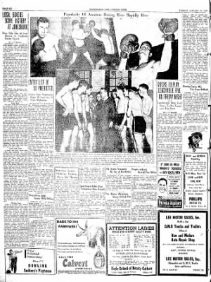 The Courier News from Blytheville, Arkansas on January 18, 1938 · Page 6