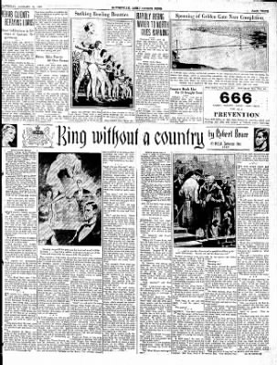 The Courier News from Blytheville, Arkansas on January 16, 1937 · Page 3