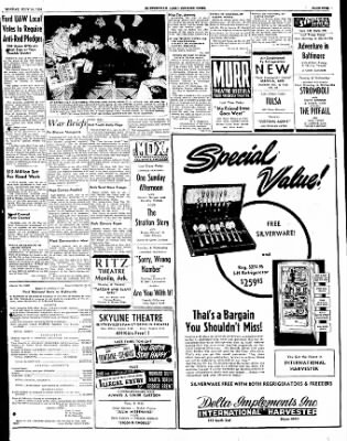 The Courier News from Blytheville, Arkansas on July 10, 1950 · Page 5