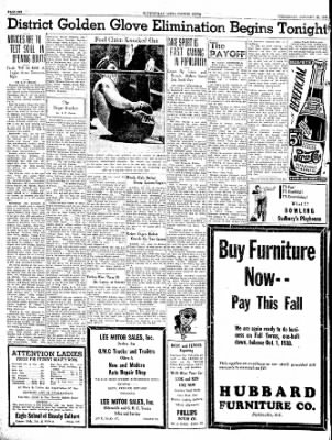 The Courier News from Blytheville, Arkansas on January 19, 1938 · Page 6