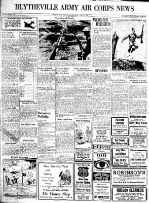The Courier News from Blytheville, Arkansas on May 8, 1943 · Page 2