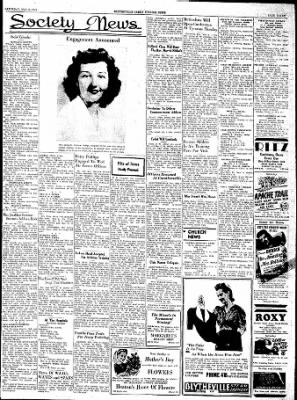 The Courier News from Blytheville, Arkansas on May 8, 1943 · Page 3