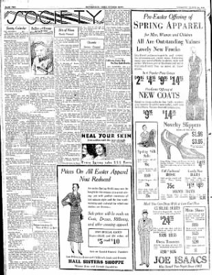 The Courier News from Blytheville, Arkansas on March 26, 1931 · Page 2