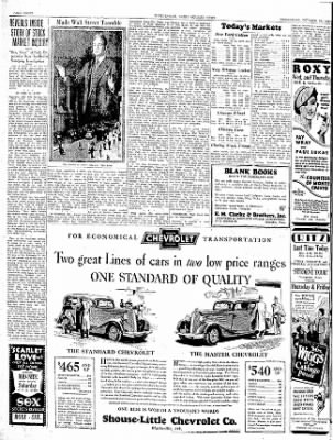 The Courier News from Blytheville, Arkansas on October 24, 1934 · Page 8