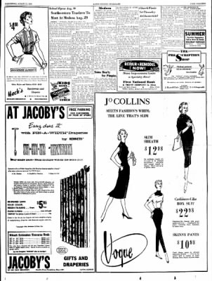 Alton Evening Telegraph from Alton, Illinois on August 15, 1956 · Page 18