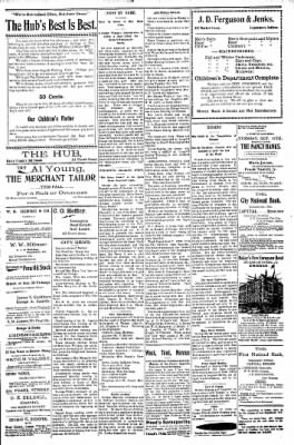 Logansport Pharos-Tribune from Logansport, Indiana on October 18, 1897 · Page 3