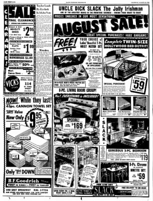 Alton Evening Telegraph from Alton, Illinois on August 16, 1956 · Page 36