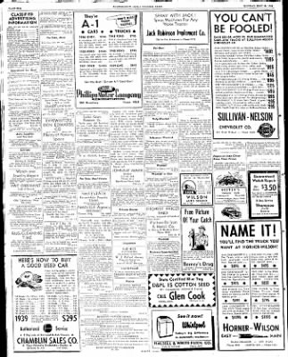 The Courier News from Blytheville, Arkansas on May 12, 1952 · Page 10