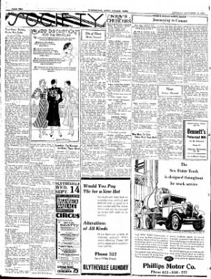 The Courier News from Blytheville, Arkansas on September 10, 1932 · Page 2