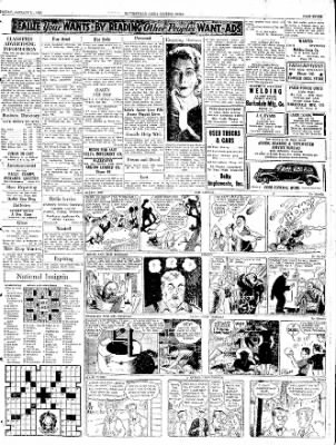 The Courier News from Blytheville, Arkansas on January 21, 1938 · Page 7