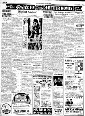 The Courier News from Blytheville, Arkansas on May 11, 1943 · Page 6