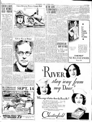The Courier News from Blytheville, Arkansas on September 12, 1932 · Page 3