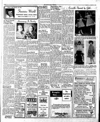 The Tipton Daily Tribune from Tipton, Indiana on March 19, 1962 · Page 3