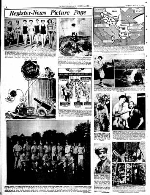Mt. Vernon Register-News from Mt Vernon, Illinois on August 23, 1952 · Page 8