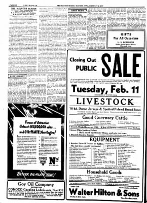 The Malvern Leader from Malvern, Iowa on February 6, 1947 · Page 6