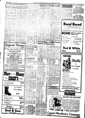 The Malvern Leader from Malvern, Iowa on February 20, 1947 · Page 4