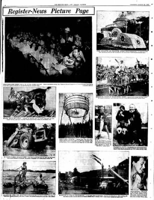 Mt. Vernon Register-News from Mt Vernon, Illinois on August 28, 1952 · Page 22