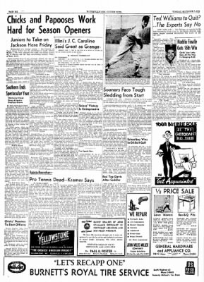 The Courier News from Blytheville, Arkansas on September 7, 1954 · Page 6