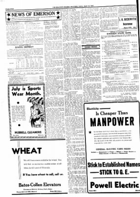 The Malvern Leader from Malvern, Iowa on July 10, 1947 · Page 2