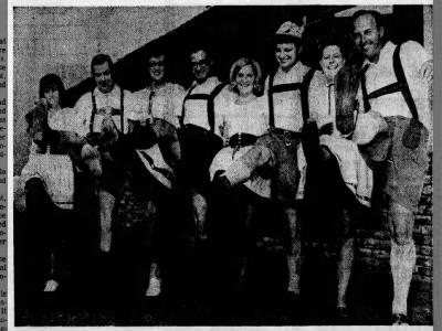 Oktoberfest, 1970