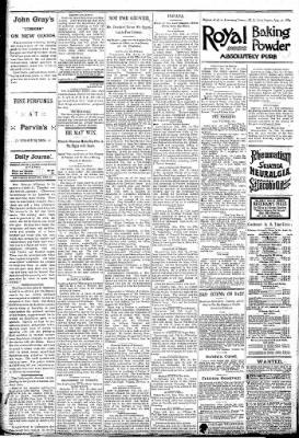 Logansport Pharos-Tribune from Logansport, Indiana on February 14, 1891 · Page 4