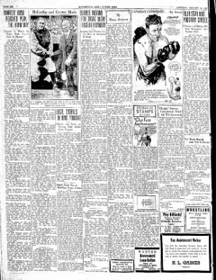 The Courier News from Blytheville, Arkansas on January 23, 1937 · Page 6