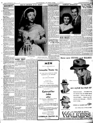 Mt. Vernon Register-News from Mt Vernon, Illinois on September 12, 1952 · Page 7