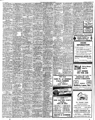 The Amarillo Globe Times From Amarillo Texas On January 9 1947
