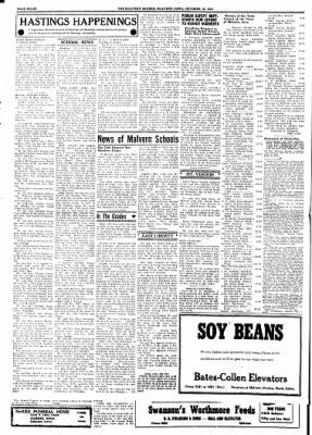 The Malvern Leader from Malvern, Iowa on October 16, 1947 · Page 8