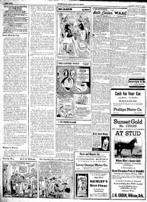 The Courier News from Blytheville, Arkansas on May 17, 1943 · Page 4