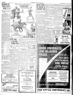 The Courier News from Blytheville, Arkansas on January 26, 1938 · Page 6