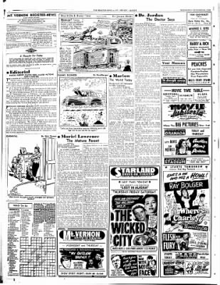 Mt. Vernon Register-News from Mt Vernon, Illinois on September 24, 1952 · Page 4