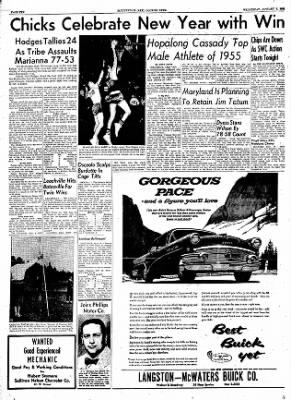 The Courier News from Blytheville, Arkansas on January 4, 1956 · Page 10