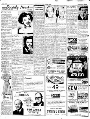 The Courier News from Blytheville, Arkansas on July 14, 1950 · Page 4