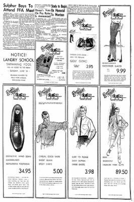 Lake Charles American-Press from Lake Charles, Louisiana on June 12, 1964 · Page 3
