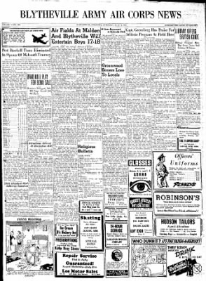 The Courier News from Blytheville, Arkansas on July 3, 1943 · Page 3