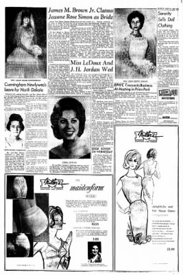 Lake Charles American-Press from Lake Charles, Louisiana on June 14, 1964 · Page 19